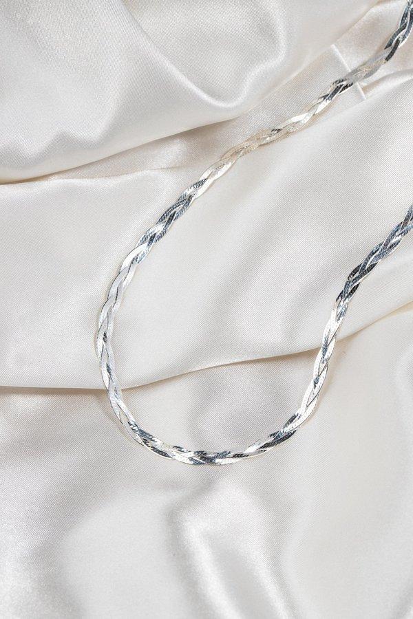 ARO Braided Chain Necklace