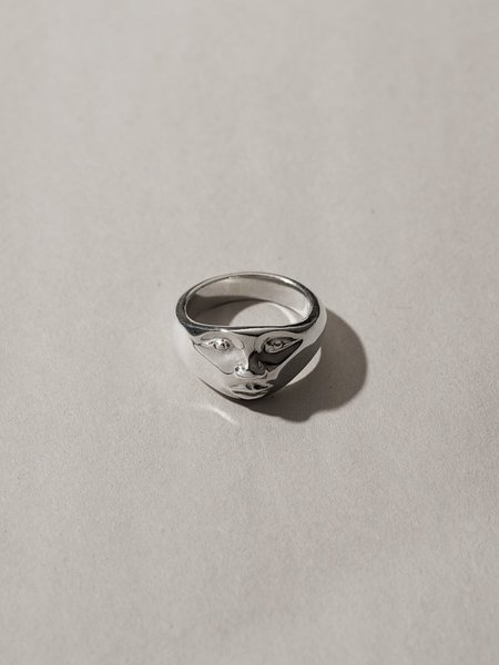 Winden Renée Ring - Sterling Silver