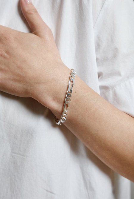 Wolf Circus Michelle Large Bracelet - Silver
