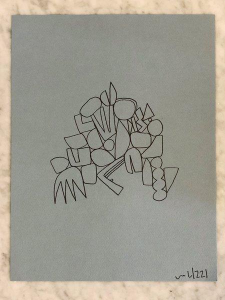 Lizzi Egbers Artwork No. 4