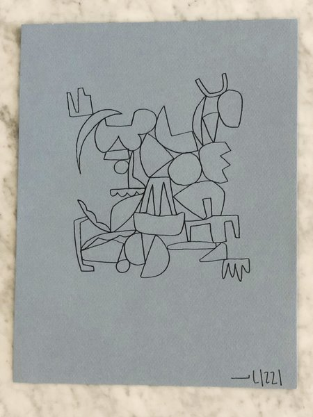 Lizzi Egbers Artwork No. 5