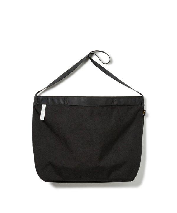 Sandinista MFG Cordura Nylon Shoulder Bag - Black