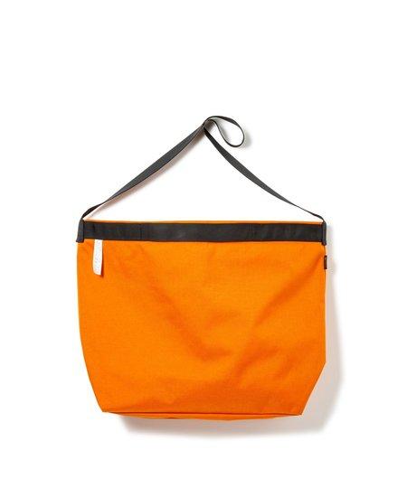 Sandinista MFG Cordura Nylon Shoulder Bag - Orange