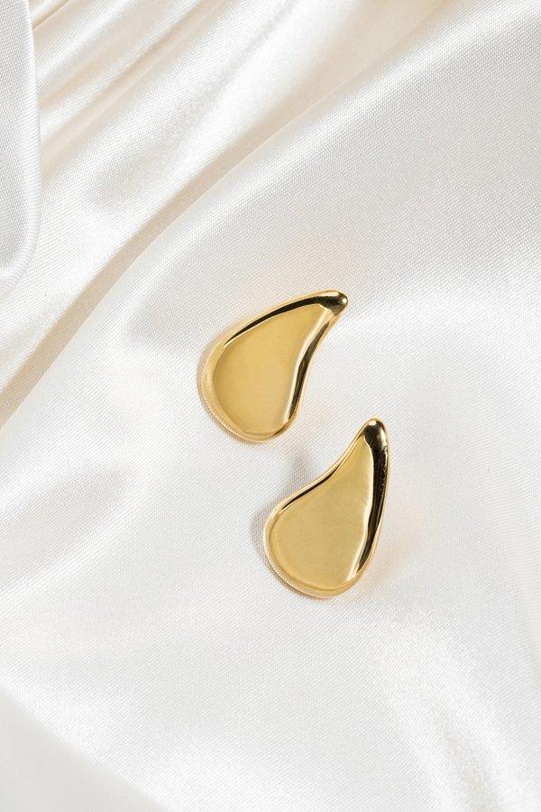 ARO Gota Earrings - Gold