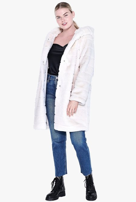 APPARIS Celina Jacket - Ivory