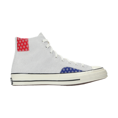 Converse Chuck 70 Hi - Photon Dust | Rush Blue