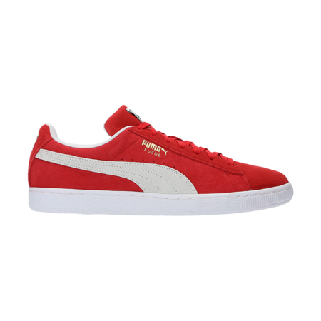 Puma Suede Classic - High Risk Red | White