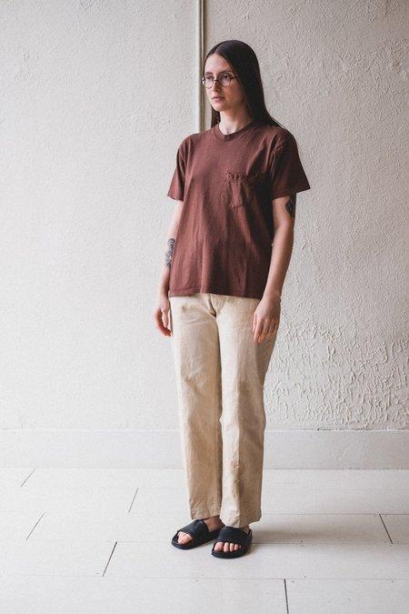 VINTAGE TEE 03 - BROWN