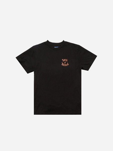 BORN X RAISED A. Ross Snooty Tee - Black