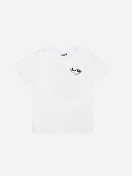 BORN X RAISED Omar Was Here Tee - White