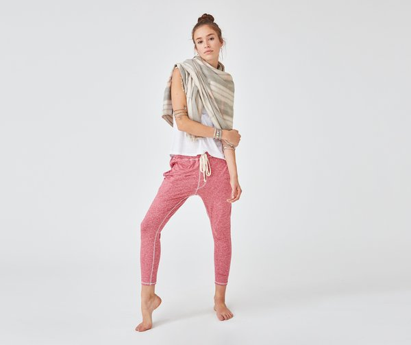 Crow Collective Journey Pants - Red Rocks