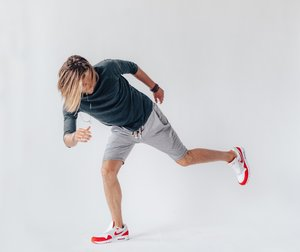 Crow Collective Journey Shorts - Ash