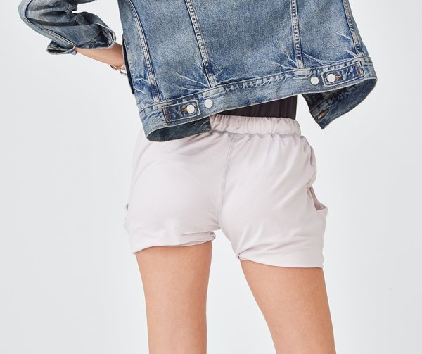 Crow Collective Journey Shorts - Pink Opal