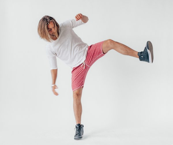 Crow Collective Journey Shorts - Red Rocks