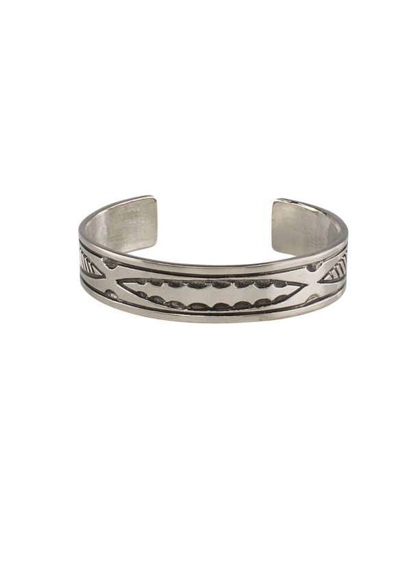 Crow Collective x The Base Project Oryx Bracelet - Silver Tone