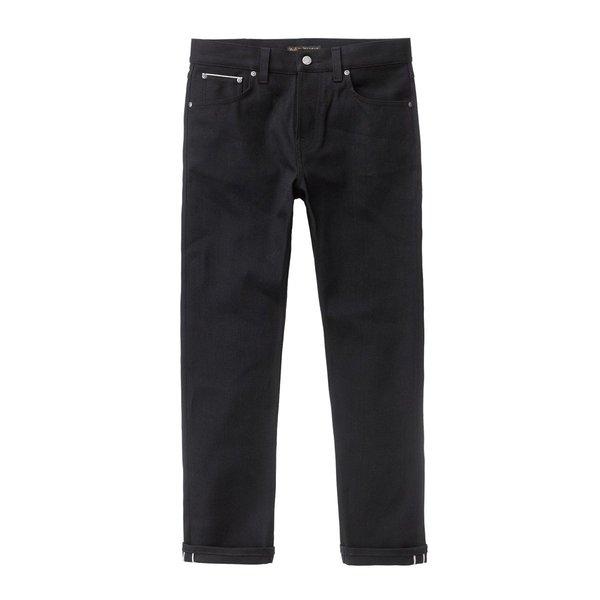 Nudie Jeans Steady Eddie Jeans - Ever Black