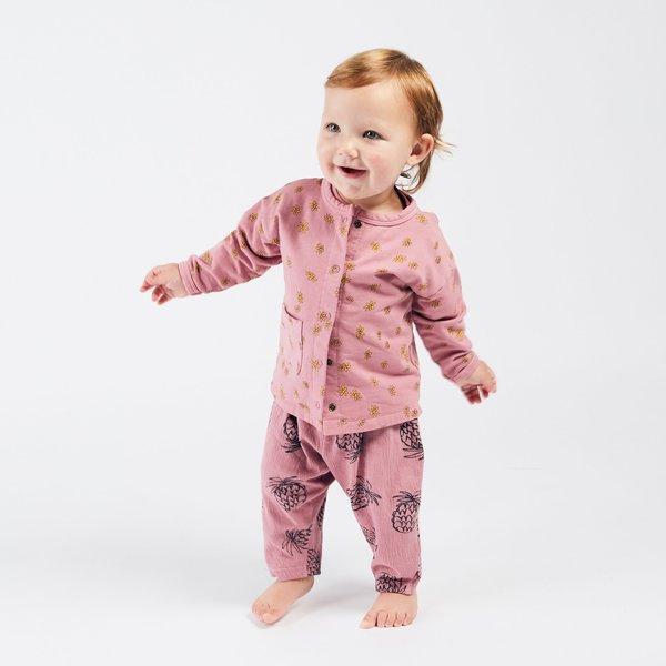 Kids Bobo Choses Cardigan - All Over Daisy Print