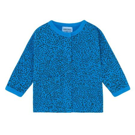 Kids Bobo Choses Cardigan - All Over Leopard Print