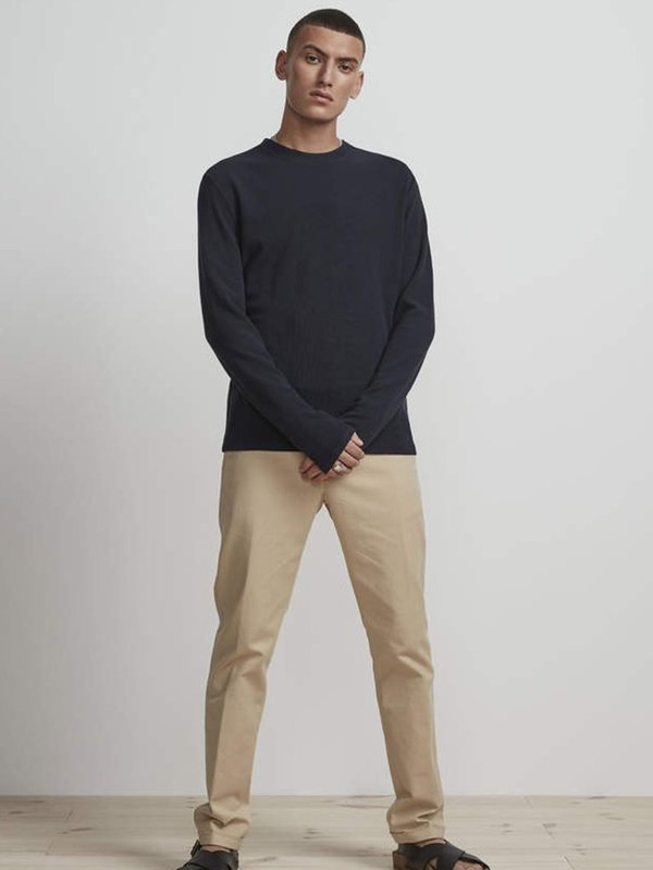 NN07 3323 Clive Sweater - Navy