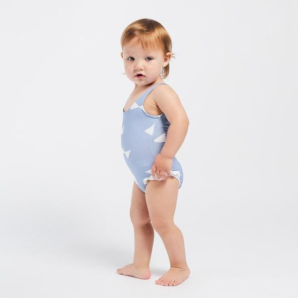 Kids Bobo Choses Baby Swimsuit - All Over Bow Print