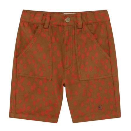 Kids Bobo Choses Bermuda Shorts - All Over Animal Print