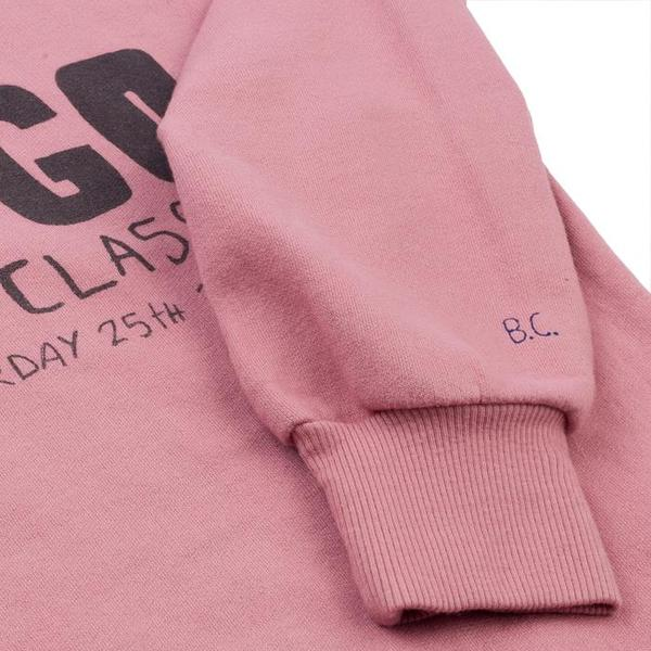 Kids Bobo Choses Sweatshirt With Tango Print - Pink