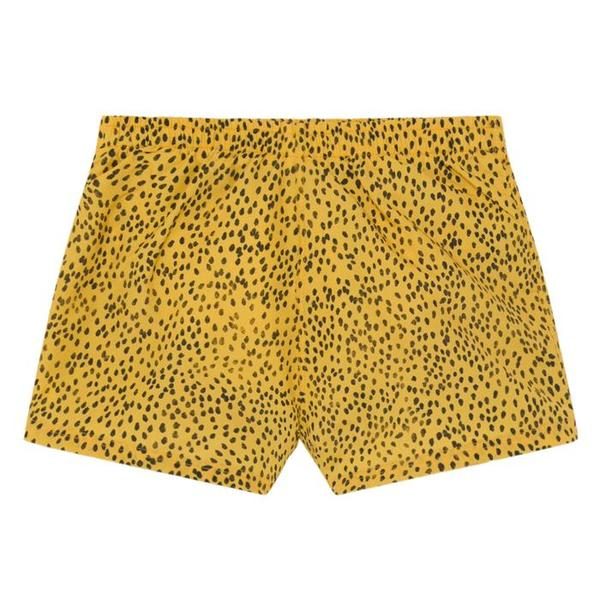 Kids Bobo Choses Swim Shorts - All Over Leopard Print