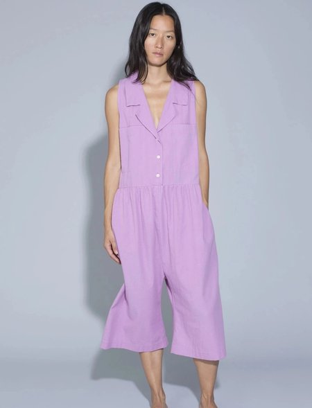 Ilana Kohn Violet Jumpsuit - Grape