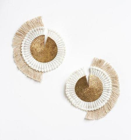 This Ilk Boucles Savannah Earrings