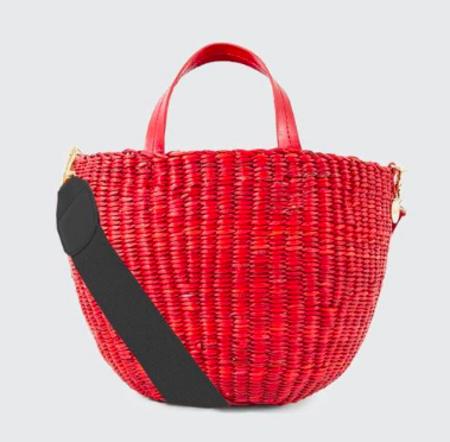 Clare V. Appoline Bucket Bag