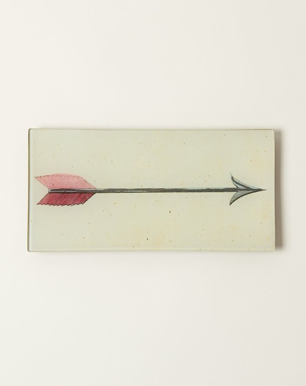 John Derian Arrow Rectangular Tray