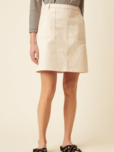 Great Plains Dolo Skirt - Natural