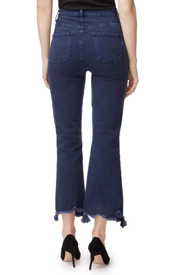 J Brand Julia High Rise Flare Jeans - Nuance