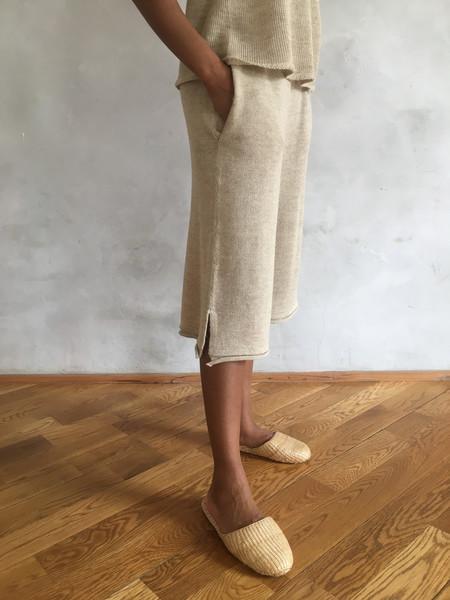 Wol Hide Lounge Culotte - Cream
