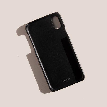 1017 ALYX 9SM Leather iPhone Case - Black
