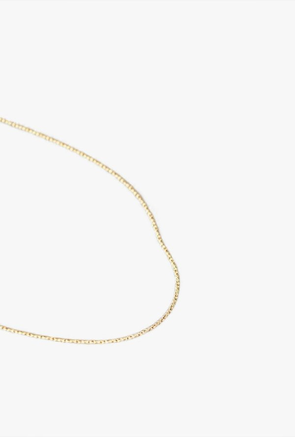 Wolf Circus Kelsie Chain Necklace - gold-filled