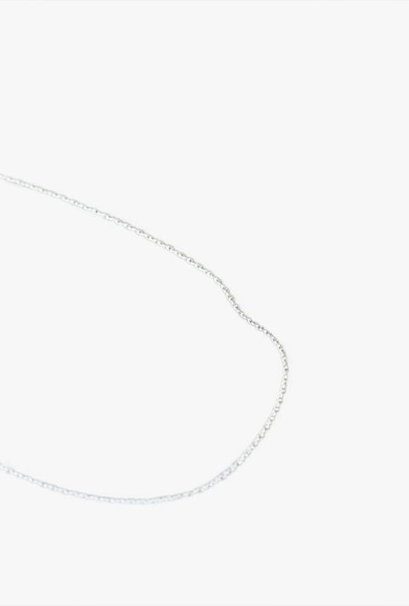 Wolf Circus Kelsie Chain Necklace - Silver