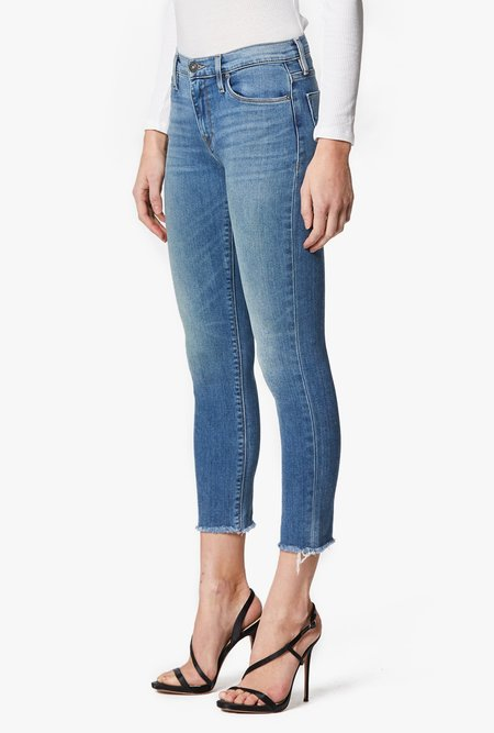 Hudson Jeans Nico Midrise Skinny Jean - Righteous