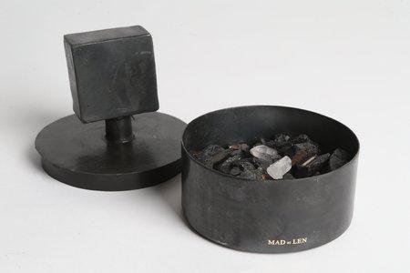 Mad et Len Pot Pourri Square Totem Tourmaline