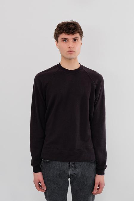 Jungmaven Sierra Hemp Sweatshirt - Washed Black
