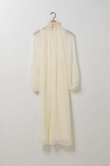 Mara Hoffman Edmonia Dress - White
