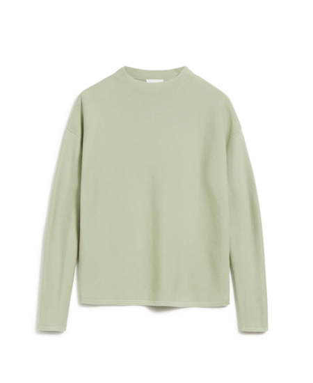 Armedangels Medinaa Organic Cotton Sweater - Mint