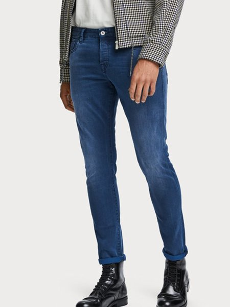 Scotch & Soda Ralston Jeans - Concrete
