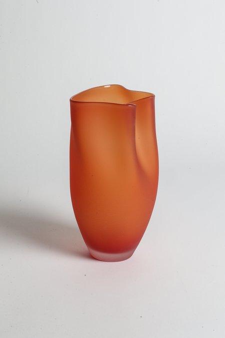 Jeff Goodman Studio Ovelle Glass - Strawberry