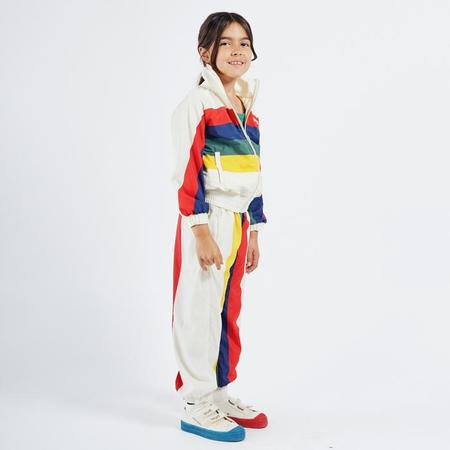 Kids Bobo Choses Tracksuit Pants - Multicolour Stripe Print