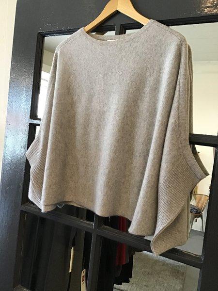 Minnie Rose Cape Sweater
