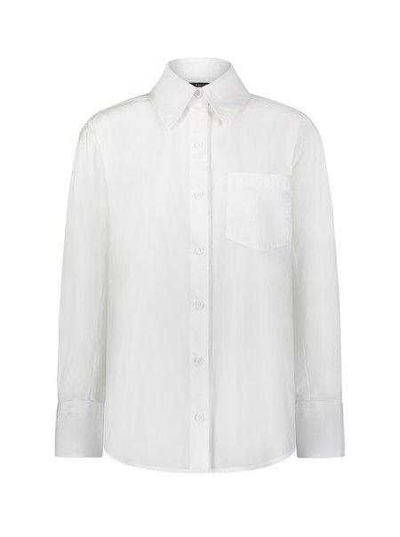 Delancey Genderless Poplin Shirt