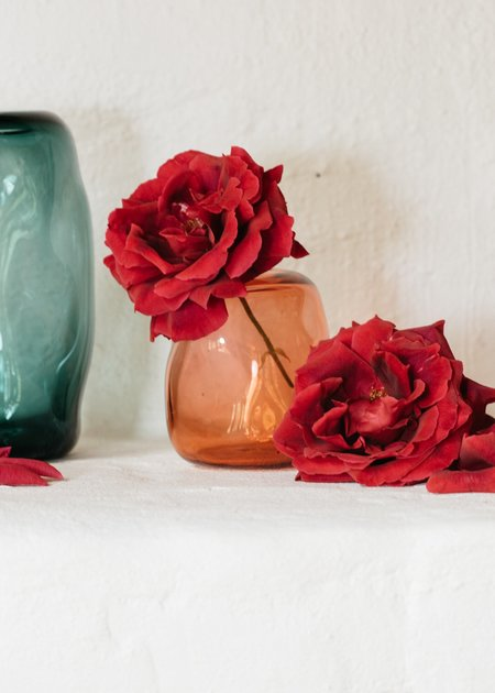 Lope Small Vase - Rose