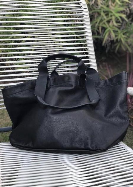 Agnes Baddoo Medium Carry-All Bag - Black