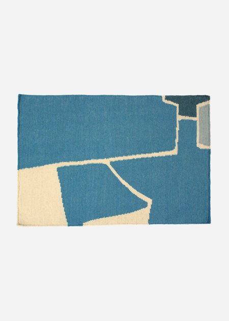 Cold Picnic Four Rivers Flat Weave Rug